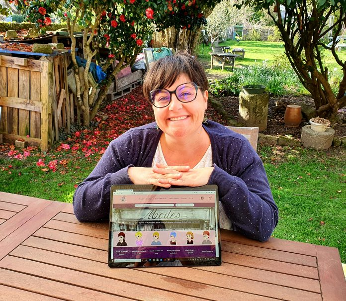 Miochi-mode-cancer-petit-prix-RoseUp Association Face aux cancers osons la vie-Emilie Lebrun