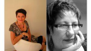 Mastectomie préventive témoignages @Sabine à gauche, Marie à droite
