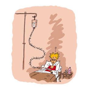 Définition chimiothérapie - Qu'est-ce que la chimiothérapie