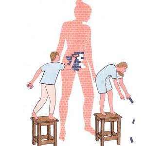 Cancer de l'utérus – Se reconstruire après l'hystérectomie © Marion Fayolle