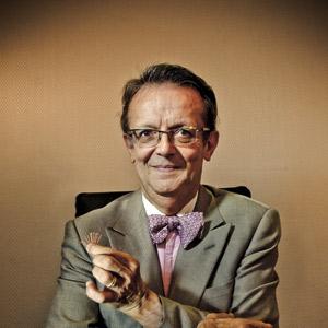 Philippe Jeannin, acupuncteur