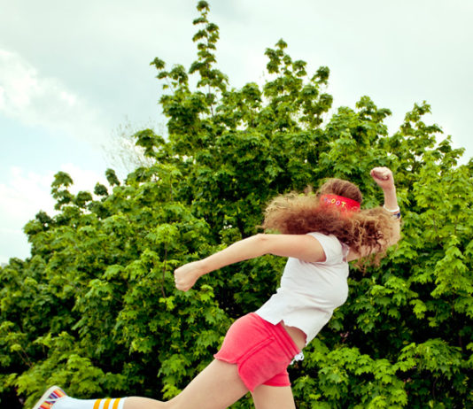 Courir Yes I can © Gabriela Herman - Galley Stock