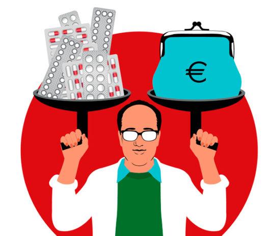 Prix du médicament @illustration © Séverin Millet