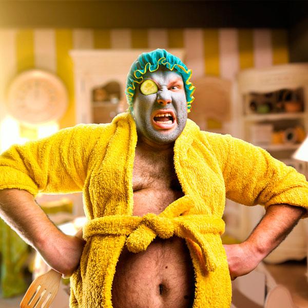 Ma vie sans cancerigene dans ma salle de bain © Shutterstock