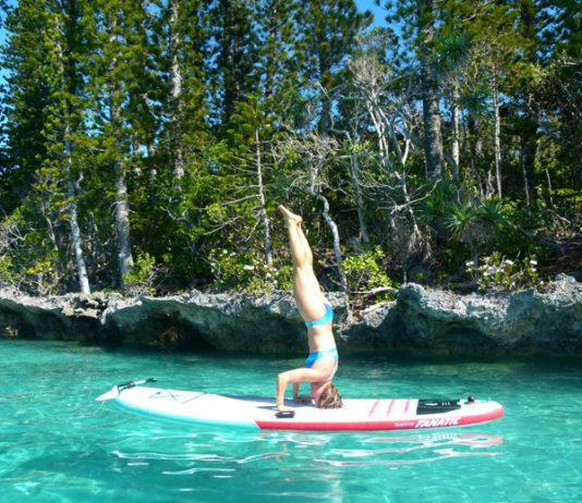 Le yoga padlle @Le yoga padlle © Sarah Hebert, Istock