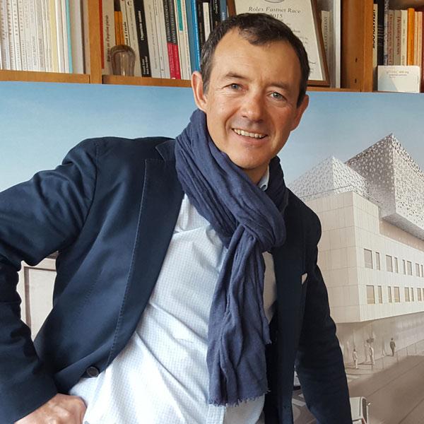 François-Xavier Mahon, directeur de l'Institut Bergonié à Bordeaux @François-Xavier Mahon, directeur de l'Institut Bergonié à Bordeaux