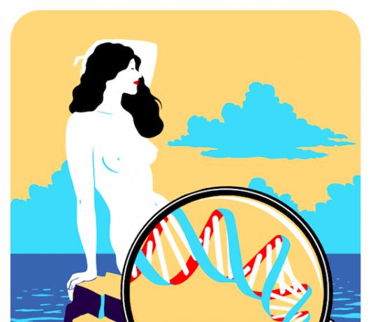 Mutation génétique BRCA / Rose Magazine @Mutation génétique BRCA