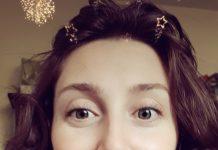 Lena, toujours en traitement, s'est inscrite à un concours de beauté ©comité Miss ronde île de France RoseUp Association Face aux cancers osons la vie