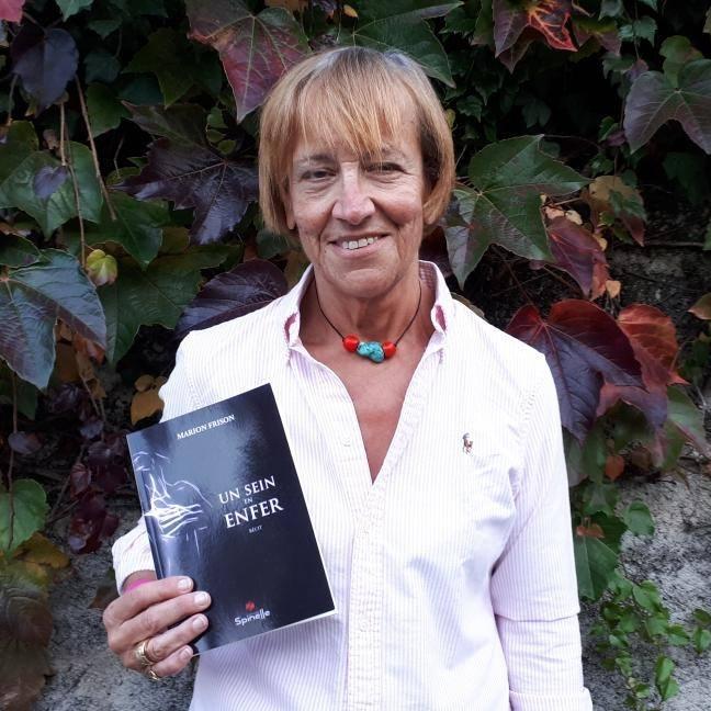 Marion Frison et son livre