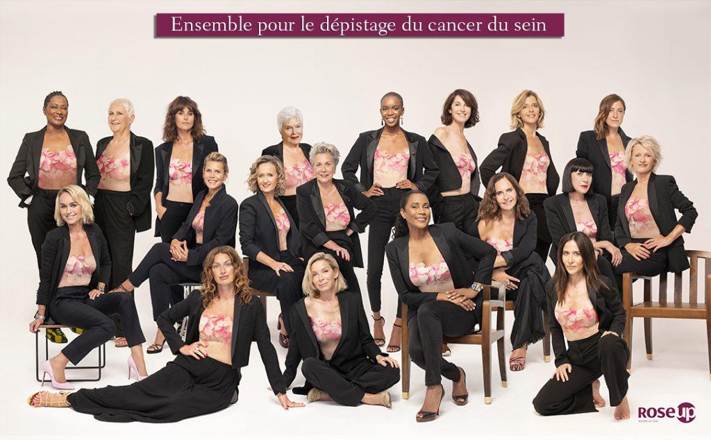 Campagne de sensibilisation «Indécents, mes seins ?» pour Octobre Rose