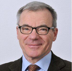 Pr Hervé Bonnefoi, professeur d'oncologie à l'Université de Bordeaux et oncologue à l'Institut Bergonié - roseup - rosemagazine