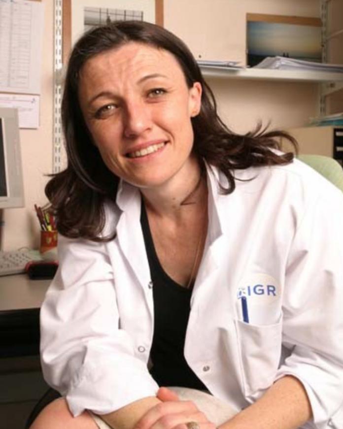 Dr Sarah Dauchy, Gustave Roussy