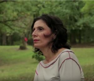 Marie-Pierre Theiler a présenté sa marque SénOvie lors du prix Rose de l'Entrepreneuse 2018 - roseup association, face aux cancers osons la vie