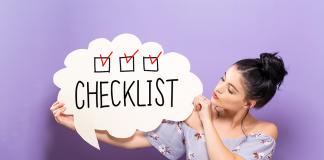checklist RoseUp Association Face aux cancers osons la vie shutterstock
