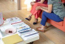 Dans les Maisons Rose, les femmes atteintes de cancer sont écoutées et accompagnées. roseup association - face aux cancers osons la vie