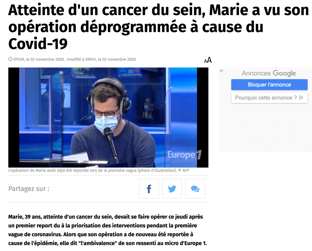 EUROPE1-article-cancer-covid-2020
