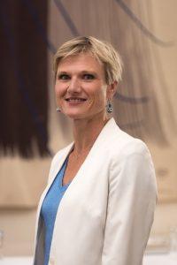 Isabelle Huet-Dusollier, directrice adjointe de l'association RoseUp