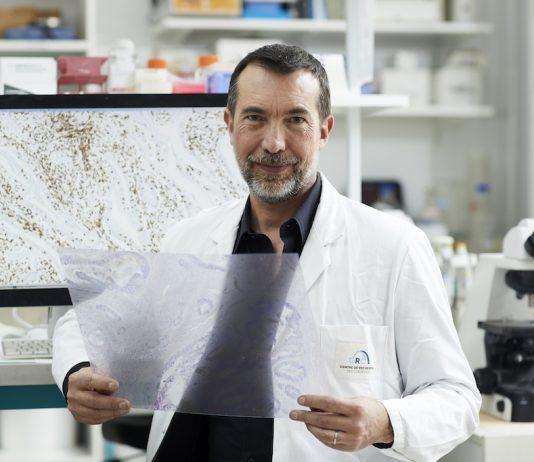 Jerome Galon a remporté le Prix de l'inventeur de l'OEB pour son Immunoscore - roseup association