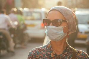 Les malades touchés par le cancer sont plus sensibles au coronavirus - roseupassociation - face aux cancers osons la vie