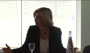 Valerie Pecresse présente le dispositif garantie immobilière solidaire qui prend en charge les surprimes assurantielle pour les malades - roseupassociation - rosemagazine