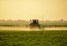 Pesticide glyphosate