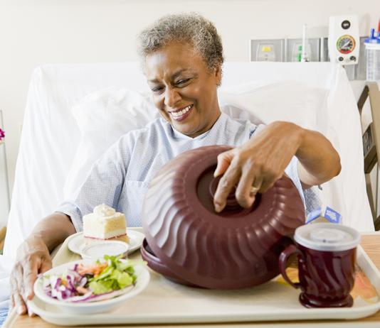 mes repas à l'hôpital devrait être un plaisir - roseup association - face aux cancers osons la vie