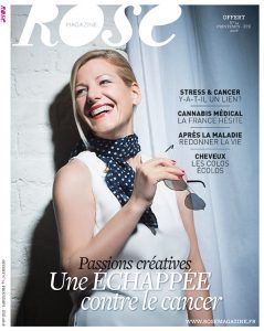 RoseMagazine14 Rose magazine RoseUp Association Face aux cancers osons la vie