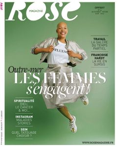 RoseMagazine15 Rose magazine RoseUp Association Face aux cancers osons la vie