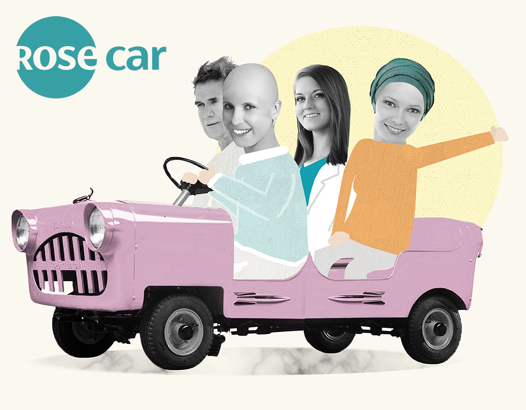 RoseCar-illustration RoseUp association