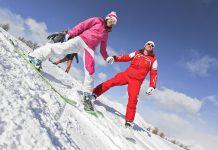 Nos conseils pour reprendre le ski en douceur - roseup association - face aux cancers osons la vie