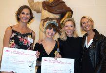 sénat cérémonie prix Rose Entrepreneuse 2018 RoseUp Association