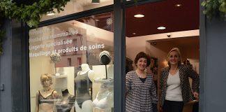 « Au coeur des femmes », une boutique intime pour les femmes atteintes de cancer - roseup association - face aux cancers osons la vie