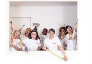 equipe maison rose paris rose magazine roseup association
