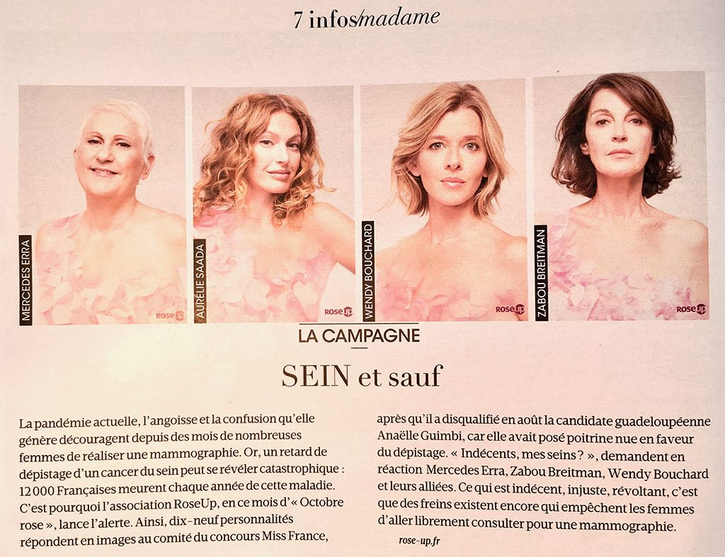 figaro-madame-campagne-rose-up-rosemagazine-octobre-rose-cancer