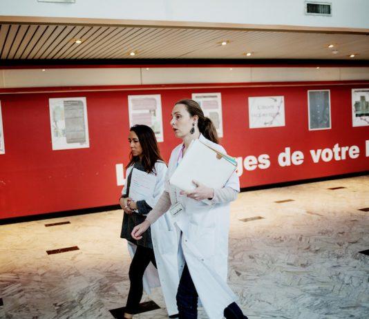 L'hôpital Delafontaine prend en charge une population souvent déshéritée - roseup association