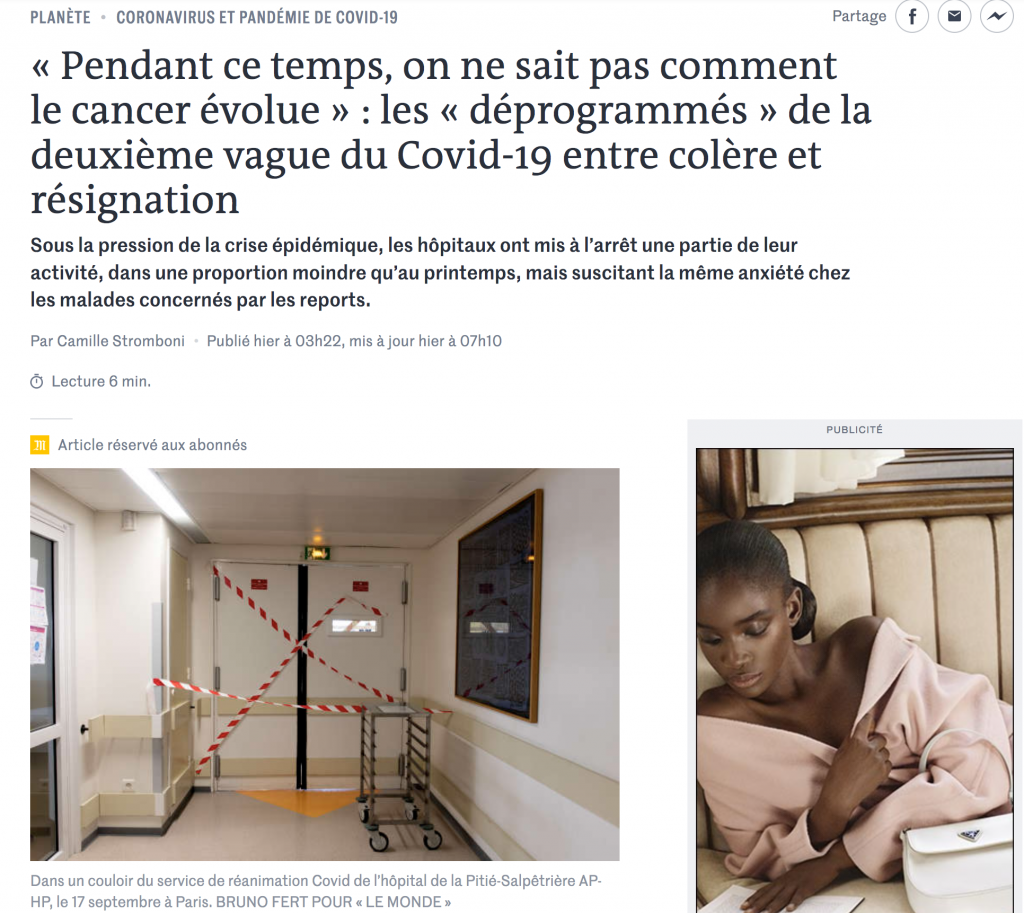 le-monde-cancer-deprogrammation-covid-rose-up-association-rosemagazine-maisonsrose