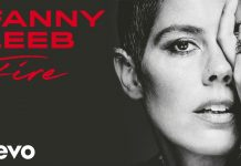 Dans son nouveau single Fire, Fanny Leeb raconte son combat contre le cancer - roseup face aux cancers osons la vie