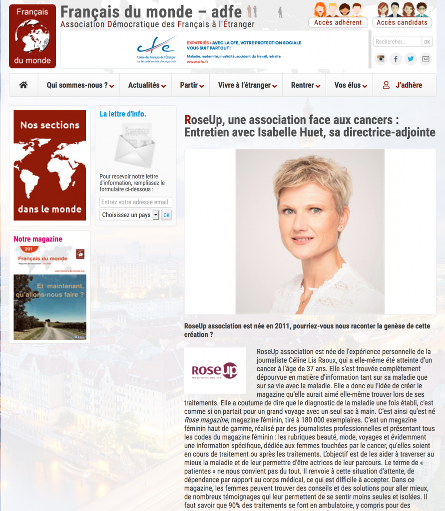 portrait-isabelle-huet-directrice-adjointe-rose-up-association-francais-du-monde
