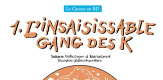 le cancer en BD RM16 rose magazine rose up association face aux cancers osons la vie